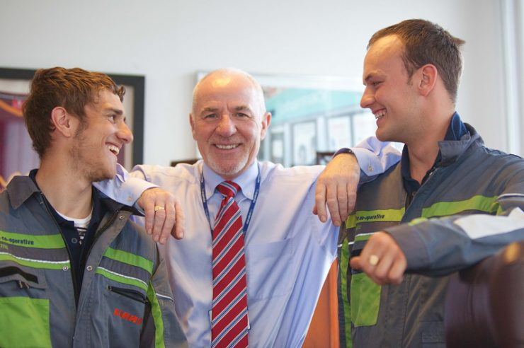 Image for The Co-op creates 2,000 apprenticeships