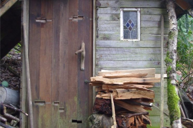Image for Hutting set for Scottish revival