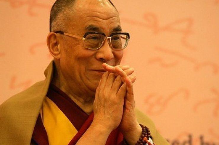 Image for Dalai Lama honours UK's compassionate youth