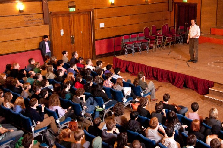 Image for Free access to the best university lectures