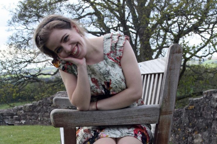 Image for Positive People: Grace Quantock