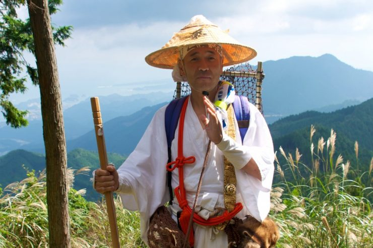 Image for Wellbeing in the wild: the Kumano Kodo pilgrimage