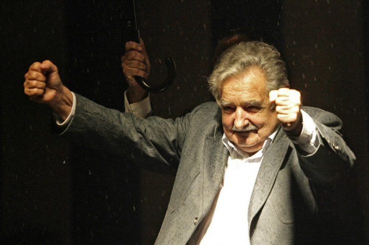 Image for Simple living: president of Uruguay leads by example
