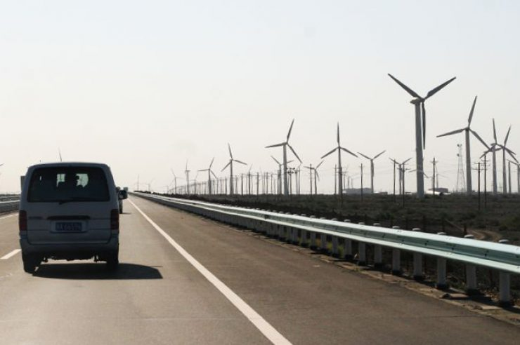 Image for Hope for global action on climate change as China plans emissions cap