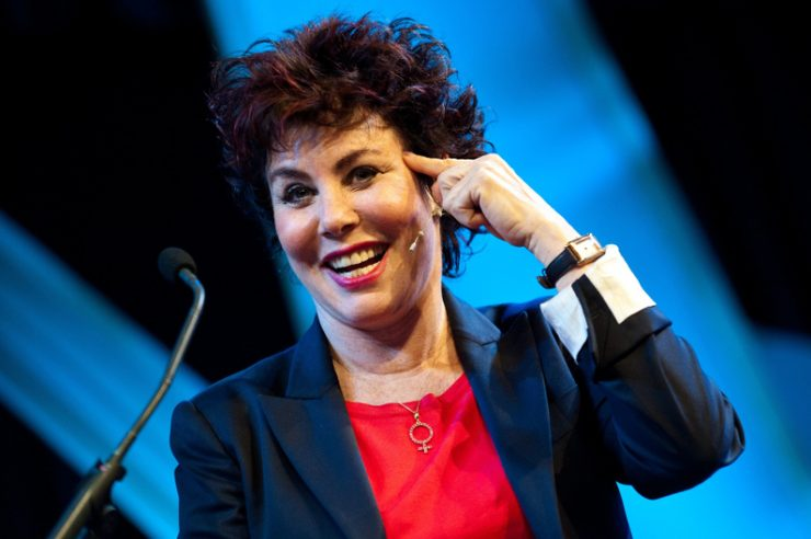 Image for Ruby Wax: poster girl for mental health