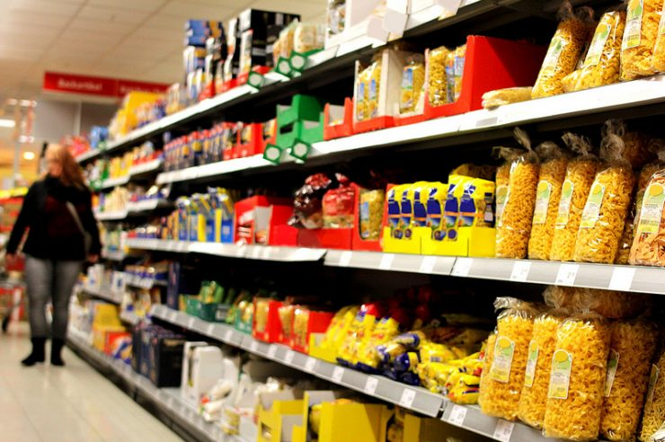Image for The social supermarket is a step forward for tackling food poverty