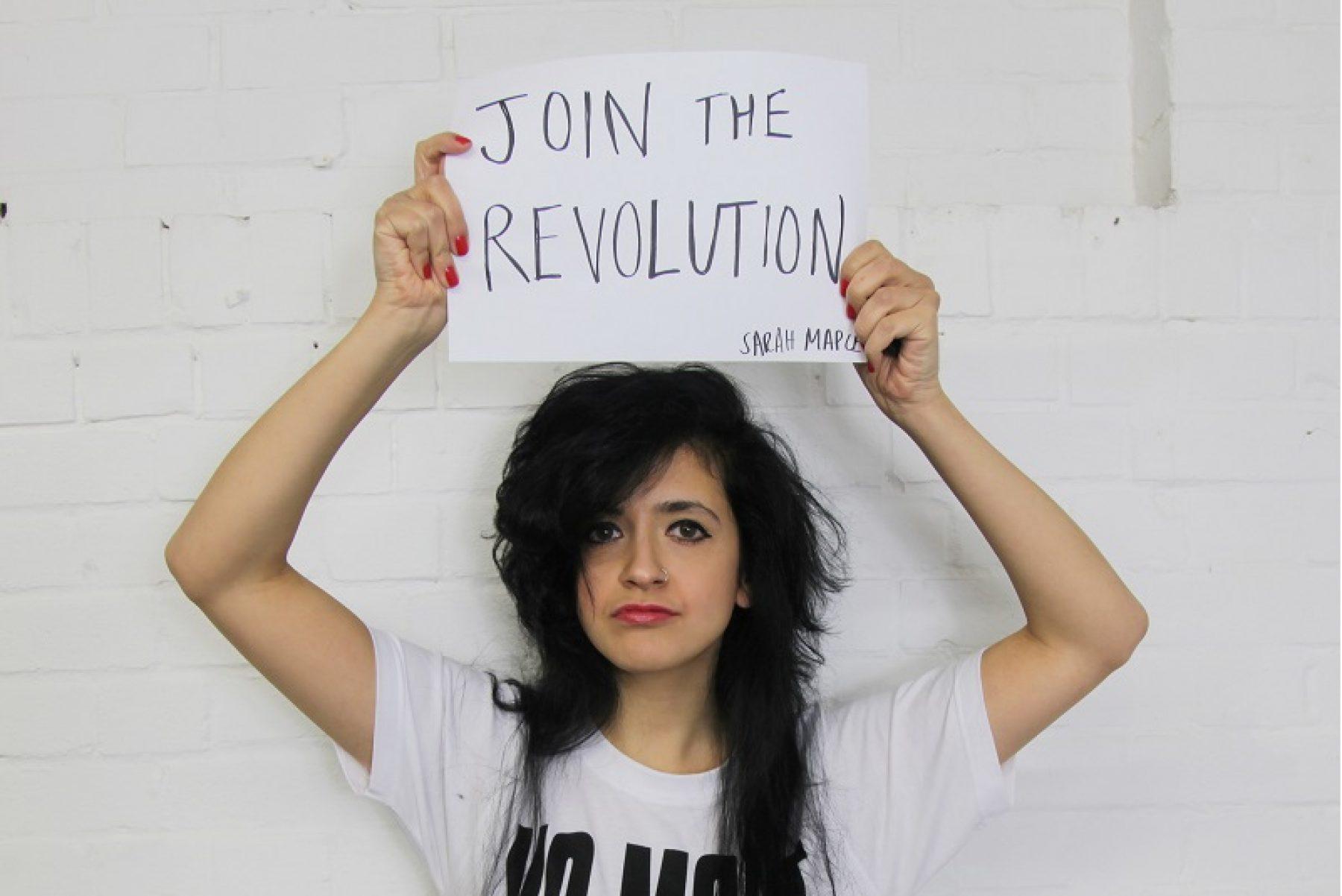 Tweet by tweet, female representation is being redefined - Positive