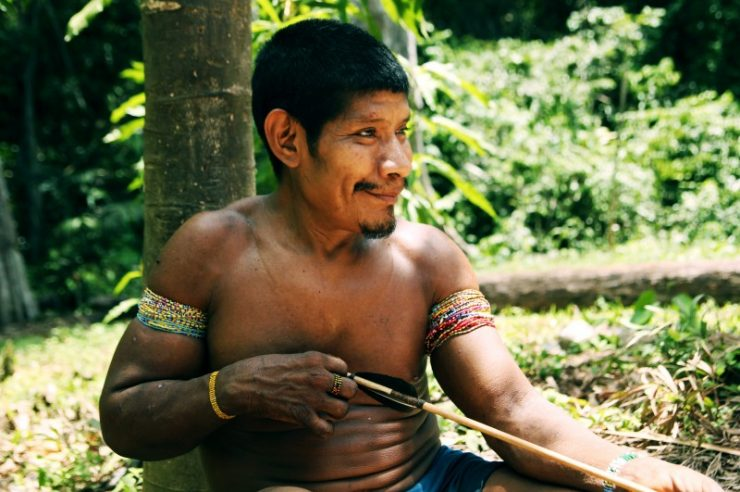 Image for Brazil takes steps to save threatened tribe from extinction