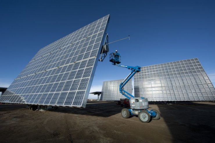 Image for Solar industry powers US jobs market