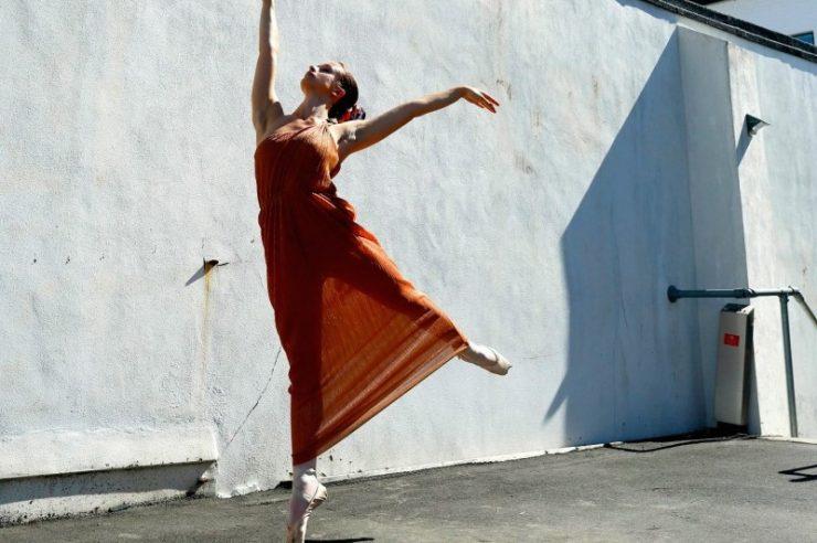 Image for Good Business: Megan Preston, Awareness Through Dance