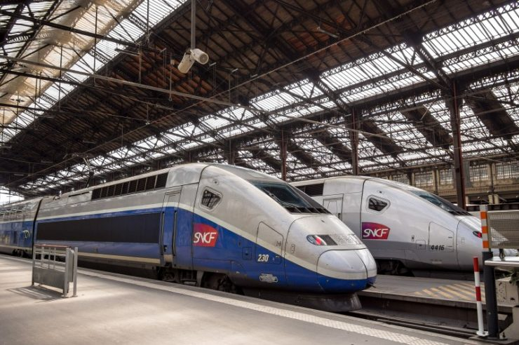 Image for All aboard the new super-fast Paris-Barcelona train