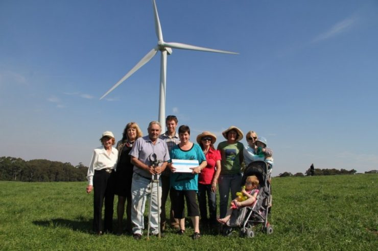 Image for 'Community is the cornerstone of our energy future'