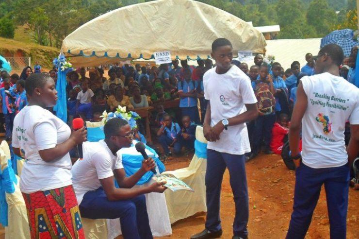 Image for Programme boosts African entrepreneurship