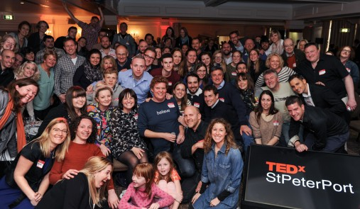 TEDX Guernsey 2015 (c) Carl Symes