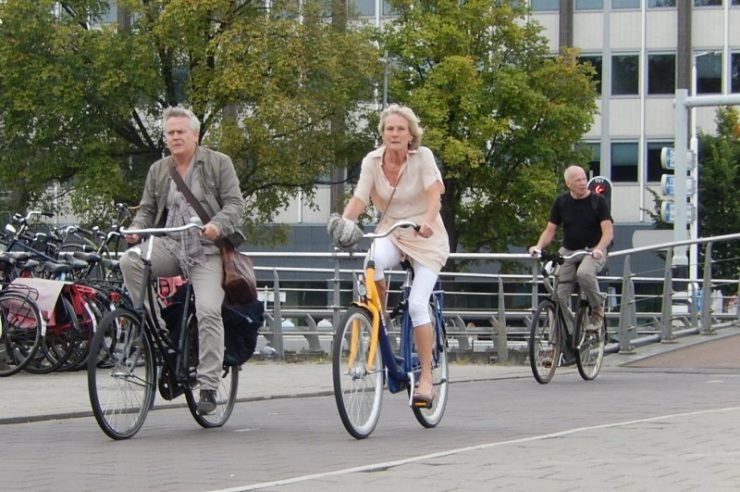 Image for Older people more active across Europe