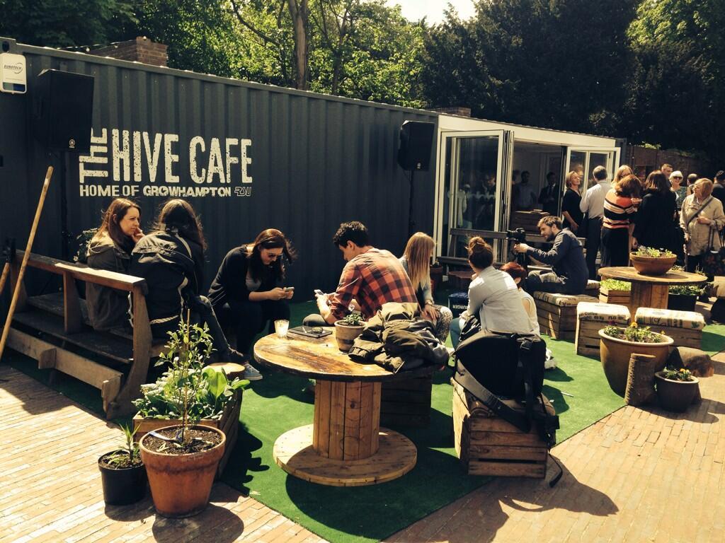 Growhampton Cafe