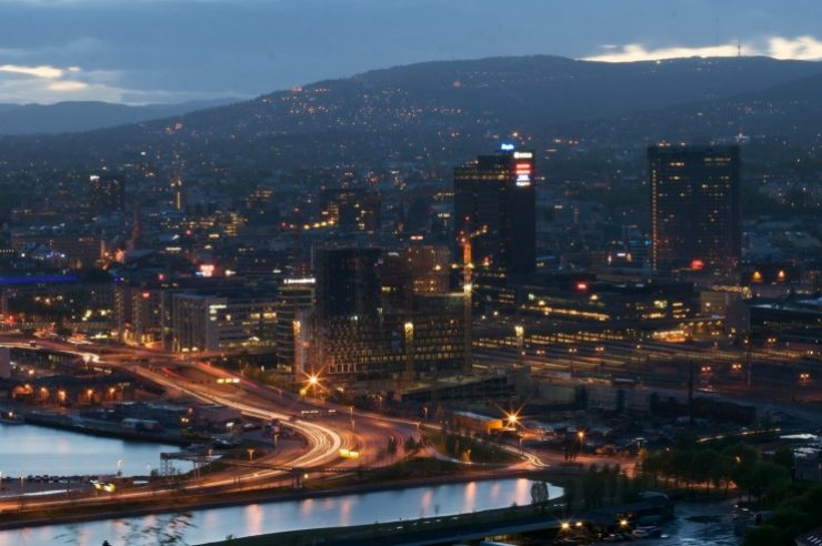 Image for Oslo becomes the world's first capital city to divest from fossil fuels