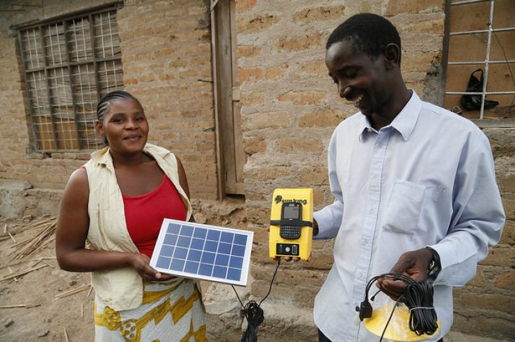 Image for New global initiative from COP21 aims to help developing countries go solar