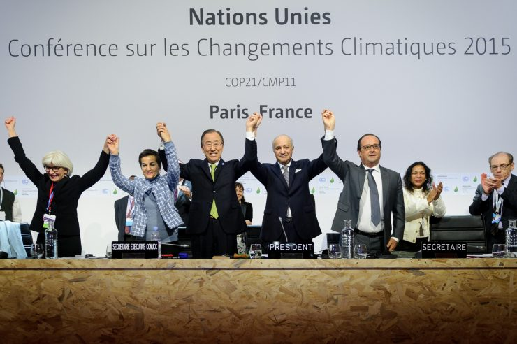Image for Was the COP21 deal actually good news?