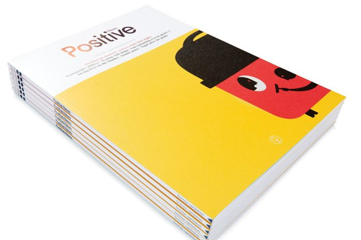 Image for New issue of Positive News magazine offers serious optimism