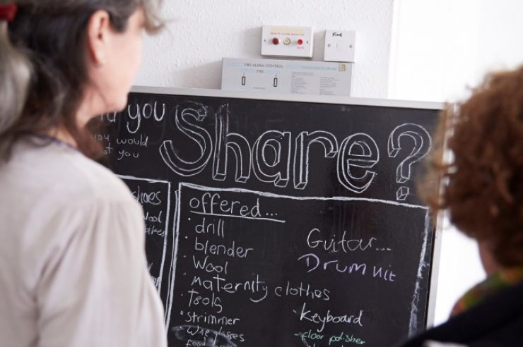 Image for UK's first sharing festival launched