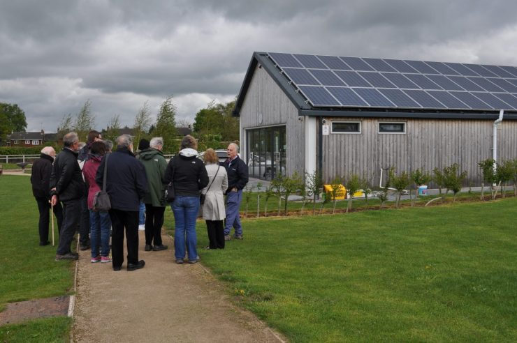Image for English village becomes worldwide model for carbon reduction