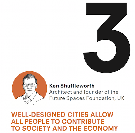 Solutions Lab PN86 3. Ken Shuttleworth, Architect and founder of the Future Spaces Foundation, UK