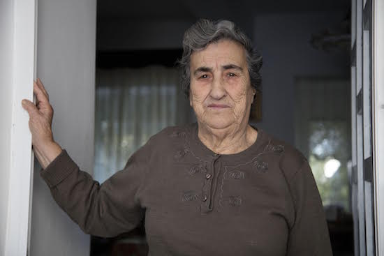 Grandmother - Ode to Lesvos