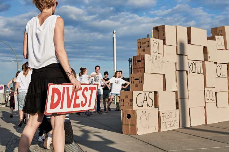Image for Refuelling progress: divestment in fossil fuels gathers pace