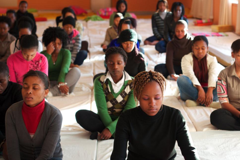 Maharishi Institute meditation