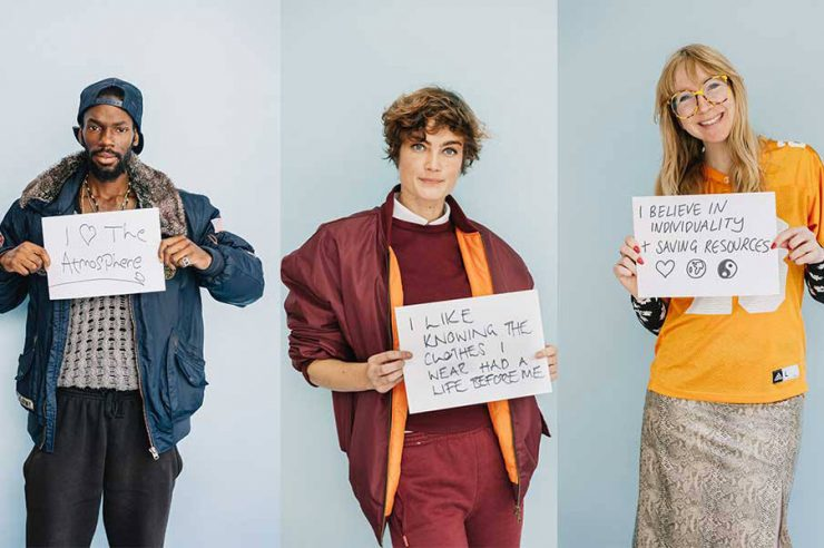 Image for Could 'secondhand first' be an antidote to fast fashion?