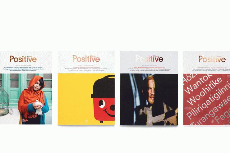 Image for 12 reasons to give a Positive News gift subscription