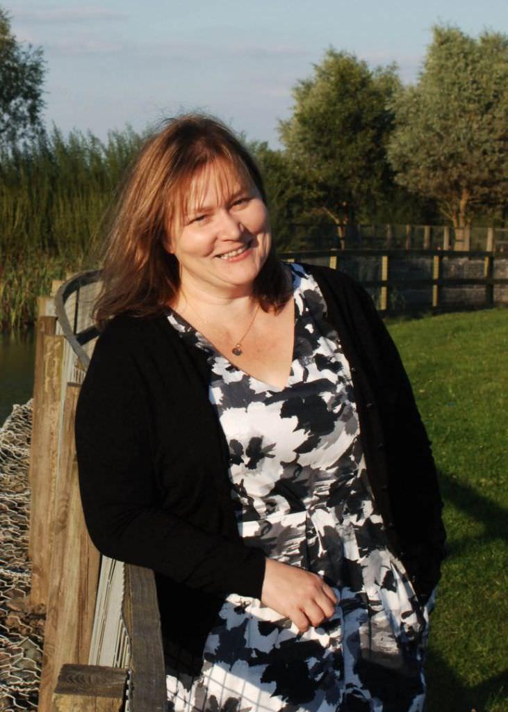 Cheryl Thallon, founder of Viridian Nutrition