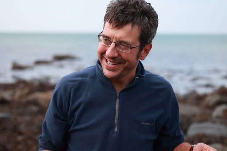 Image for George Monbiot: connection, kayaking and being an uncool dad