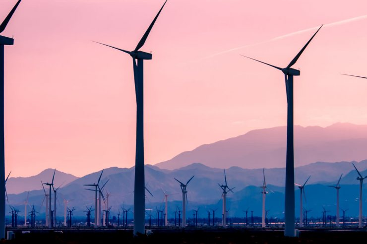 Image for Renewable energy accounts for almost 90% of new power in Europe