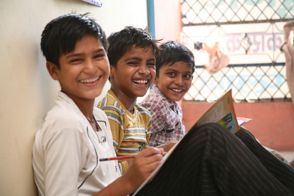 Role play: teaching gender equality in India - Positive News