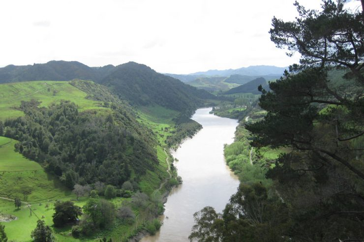 Image for A river in New Zealand is recognised as a living entity