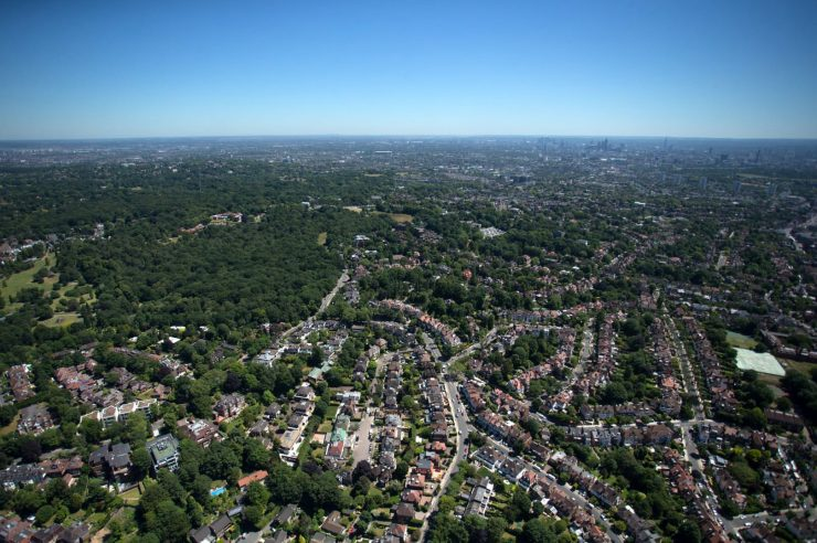 Image for Campaign to make London a national park city launches competition