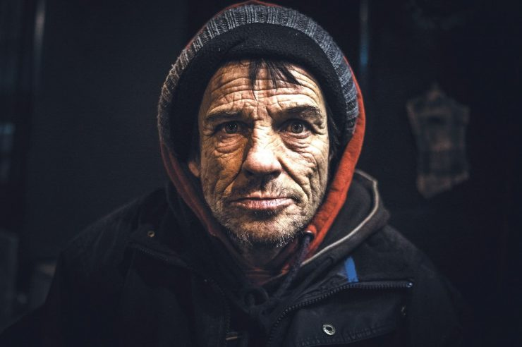 Image for Seeing homelessness in a new light