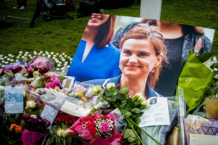 Image for Political and media rivals unite ahead of Jo Cox-inspired weekend of unity