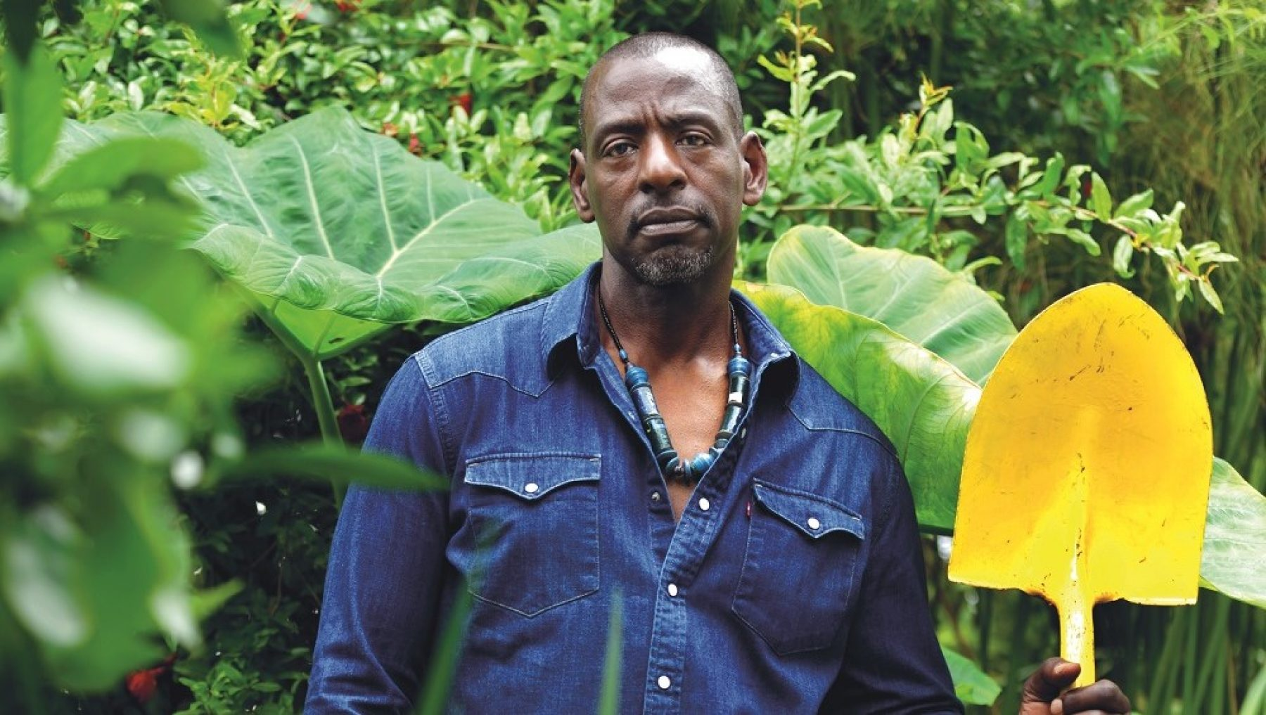 Image for The 'gangsta gardener' who believes masculinity is about being a conscious citizen