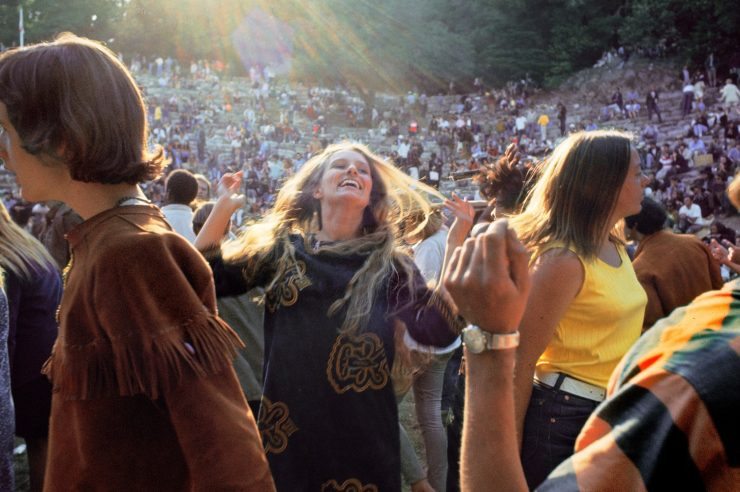 Image for 50 years after the summer of love, does the spirit of '67 live on in San Francisco?