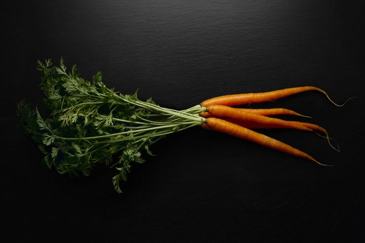 Image for Why aren't 'organic carrots' just called 'carrots'?