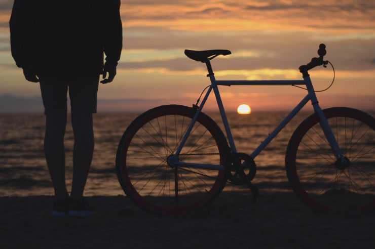Image for Gearing up: 5 reasons to explore the world by bicycle