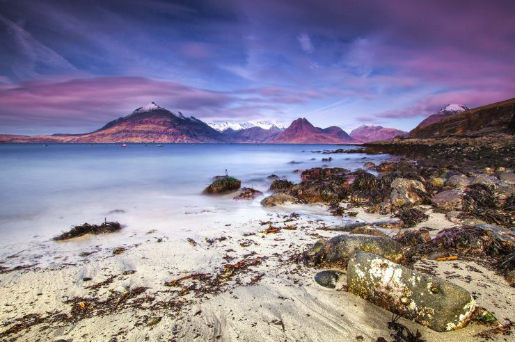 Image for Scotland is voted the most beautiful country in the world