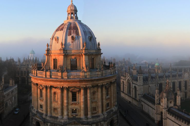 Image for Authorities in Oxford plan 'world's first' zero emission zone