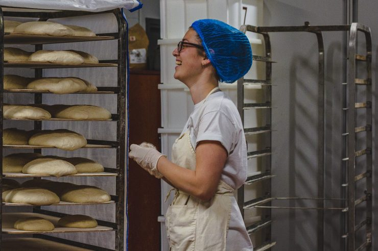 Image for The co-operative breadmaking business that's on the rise