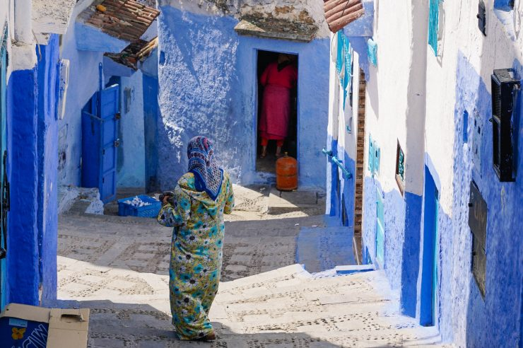 Image for A world of colour: five destinations to dazzle the eye