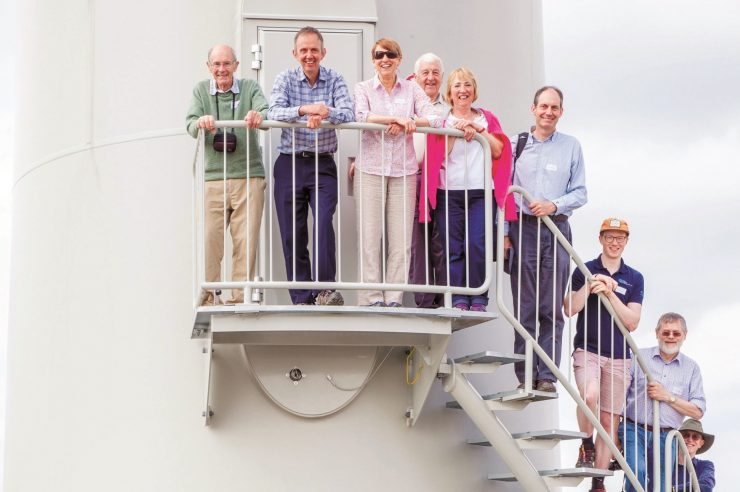 Image for People power: how community energy co-ops are making renewables more accessible