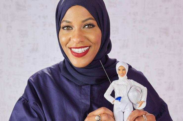 Image for First ever hijab-wearing Barbie doll goes on sale